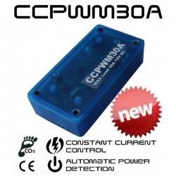 CarbonZero CCPWM30A Stromflussregler
