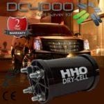 carbonzero-hho Gas Kraftstoff-und Abgasreduktionssystem