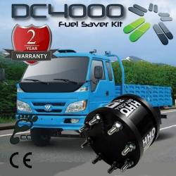 DC4000T – carbonzero-hho Gas Kraftstoff-und Abgasreduktionsystem – LKW