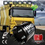 DC8000T HHO Wasserstoffgas Kit LKW