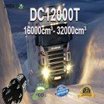 Carbonzero-hho HHO Kit DC12000T LKW 1600cm³>32000cm³