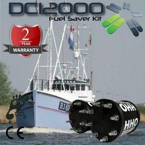 DC12000T HHO Wasserstoffgas Set LKW