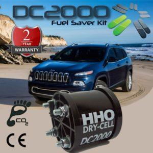 DC2000 Carbonzero-HHO Gas Kraftstoff und Abgasreduktionssystem