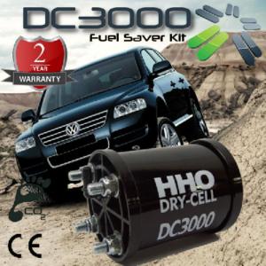 DC3000-carbonzero-hho Gas Kraftstoff-und Abgasreduktionsystem