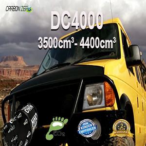 Carbonzero-hho HHO Kit DC4000 SUV 3400cm³>4400cm³