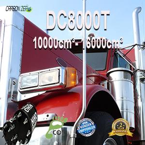 Carbonzero-hho Brenstoffzellensystem DC8000T LKW >16000cm³