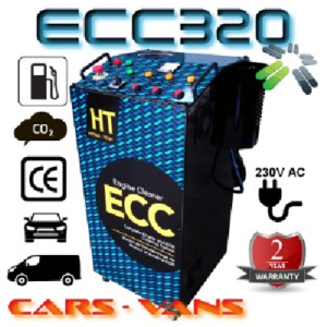 Carbonzero-hho Gas Engine Carbon Cleaner ECC320