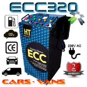 Carbonzero-hho Motorablagerungsentferner Engine Carbon Cleaner ECC320 230V AC System