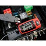 CarbonZero LCD Ampermeter