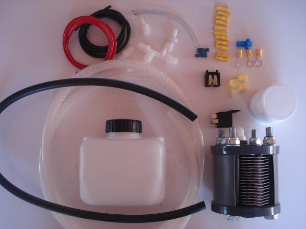Carbonzero-hho-Gas Brenstoffzellengenerator & Kraftstoffsparsystem Set